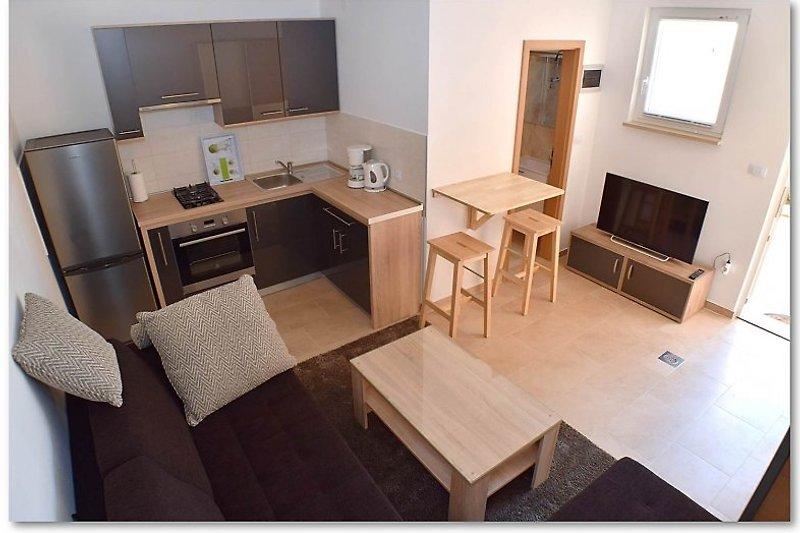 APPARTEMENTS Appartements Gavran-STUDIO à Pula - Image 2