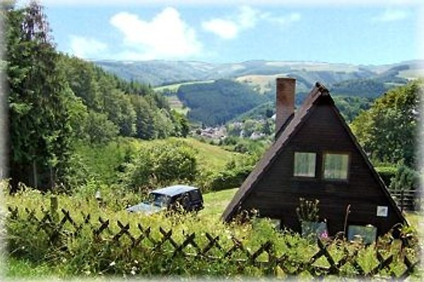 Das Haus in der Landschaft