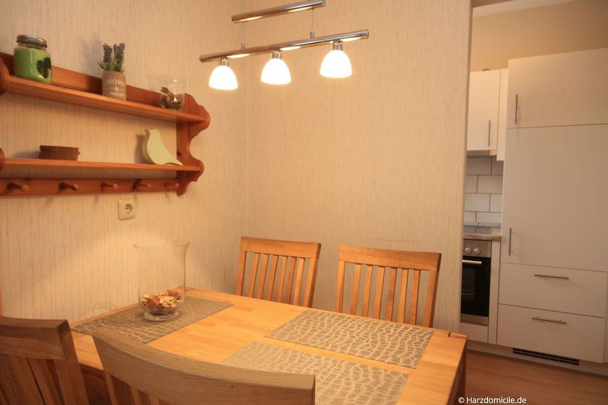Harzer gl ck mit wlan sauna balkon appartement - Sauna appartement ...