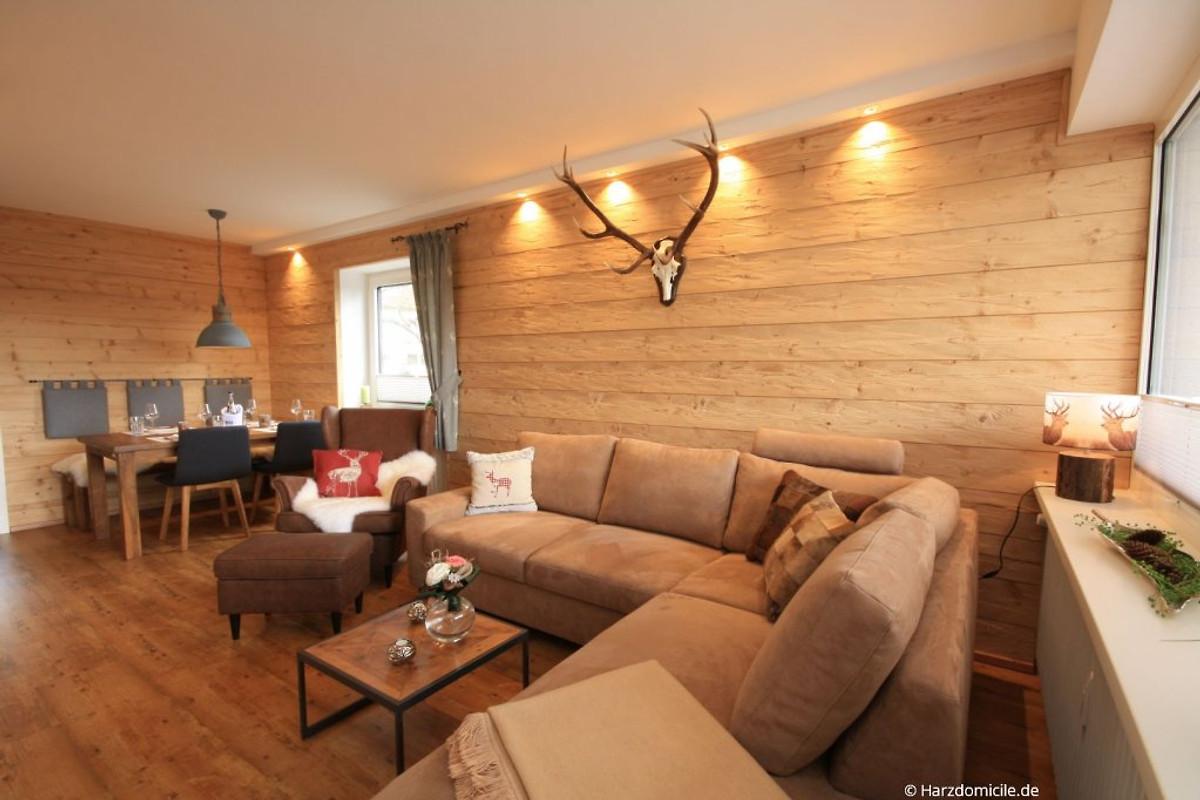 wurmberg chalet ferienwohnung in braunlage mieten. Black Bedroom Furniture Sets. Home Design Ideas