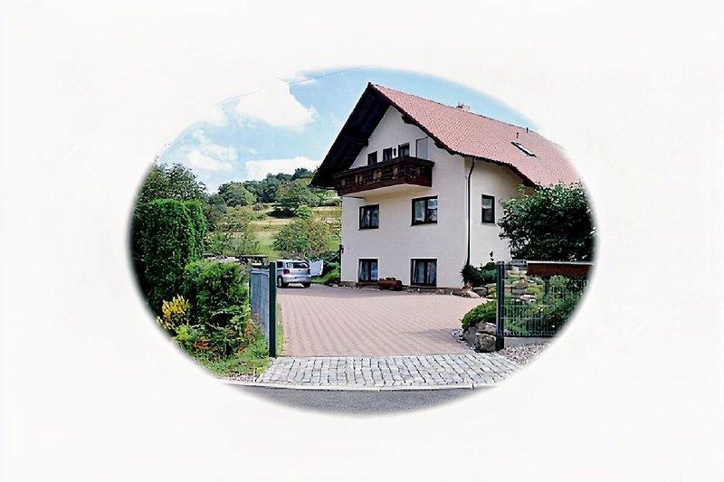 Ferienwohnung-Inselbergblick