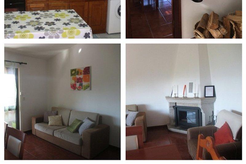 Küche & WZ Wohnung T3