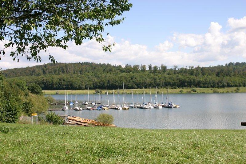 Nidda-Stausee