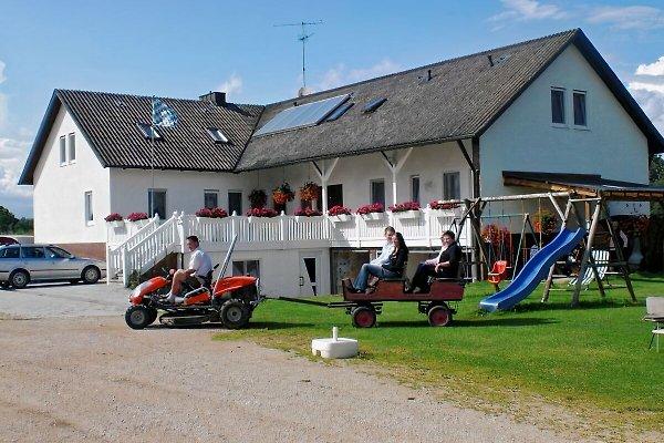 Ferienhof Vierbruckmühle en Schmidgaden -  1