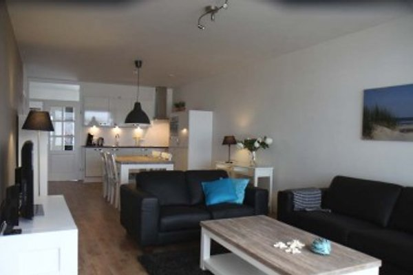 Appartement Sterflat 153 ****+ in Egmond aan Zee - Bild 1