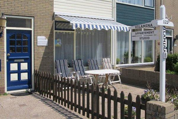 Studio Villa Mina studio à Egmond aan Zee - Image 1
