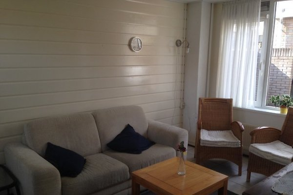 casa de verano 't Hofje en Egmond aan Zee -  1
