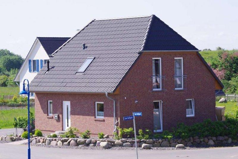 Ferienhaus Kranich - Hus