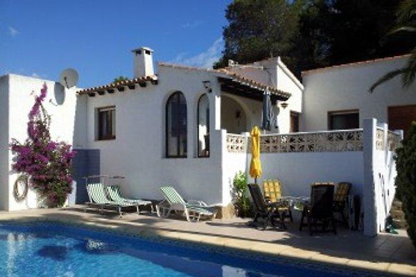 Cottage Casa Clara in Moraira - immagine 1