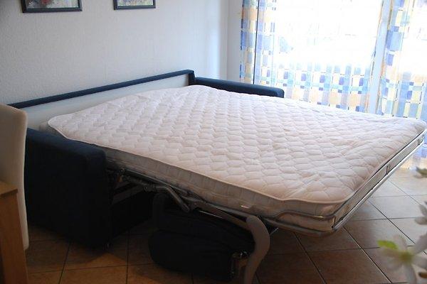 Ferienwohnung mero ferienwohnung in zempin mieten for Schlafsofa mit guter matratze
