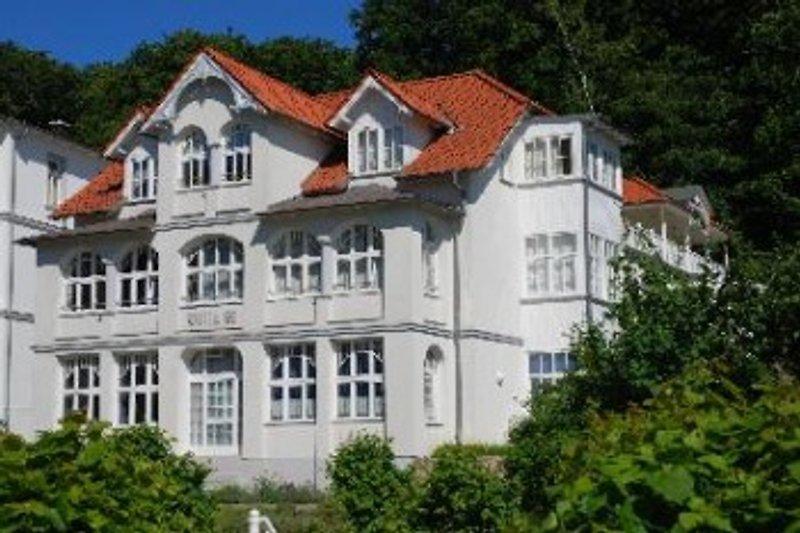 Die prachtvolle Villa LI