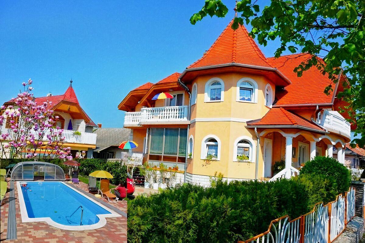 Exklusiv Appartmanhaus Ungarn Holiday Home In Heviz