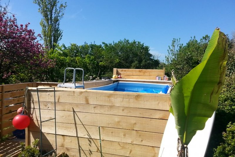 Das Privat Schwimbad