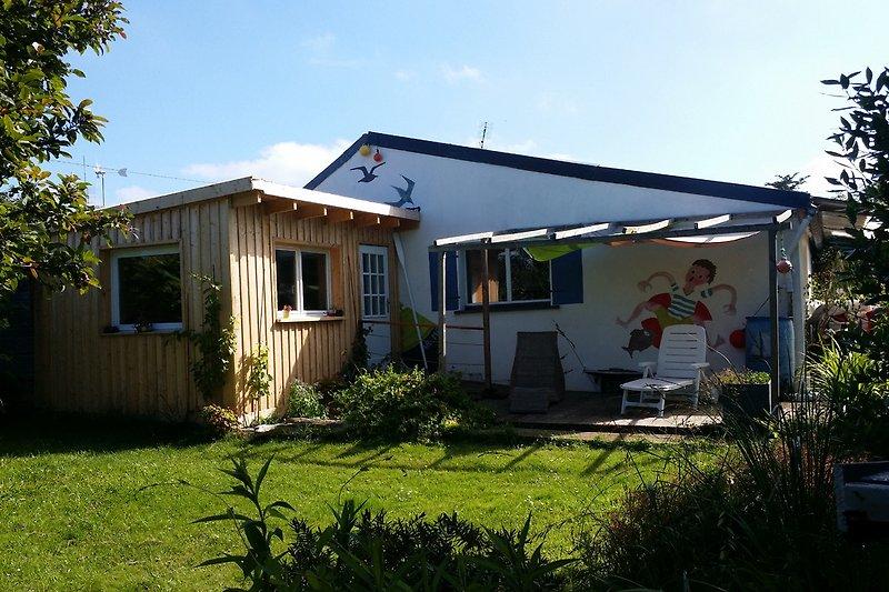 Ferienhaus in suden finistere
