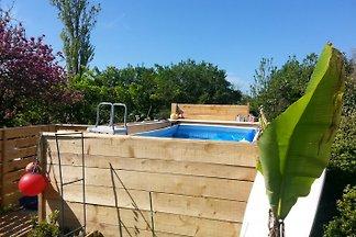Villa de Pêcheur piscine & vélos