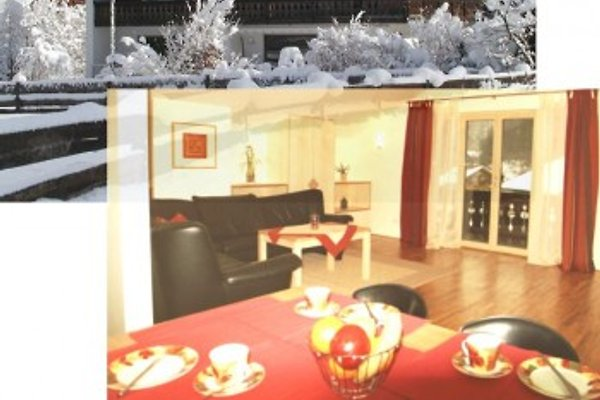 Ferienwohnungen Andrea à Grainau - Image 1