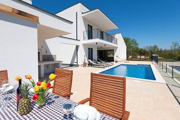 Villa Rakalj - Ansicht