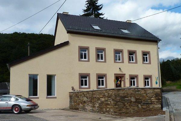 Ferienhaus Eifellandhaus Enztal