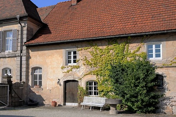 Casa de vacaciones en Maroldsweisach - imágen 1