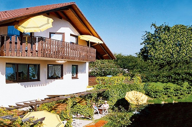 Gästehaus Claudia, Ferien-Appartement #1 in Bad Bellingen