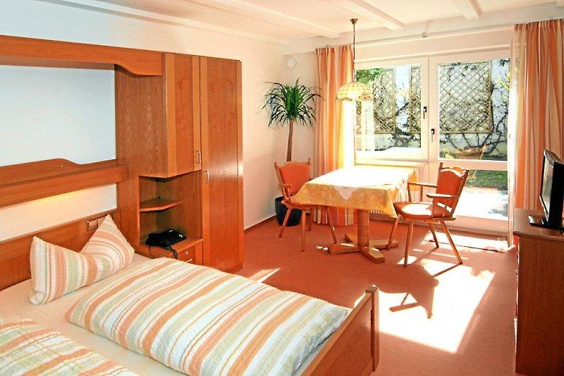 Appartement für 1-2 Personen