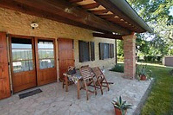 Haus mit privat pool naeh volterra ferienhaus in for Haus mit pool mieten