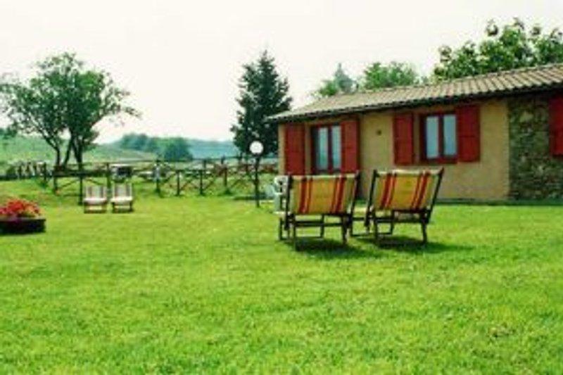 Cottage+priv Garten+Pool,Strandnaeh in Montescudaio - Bild 2