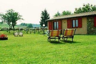 Casa + priv jardín + piscina, Strandnaeh
