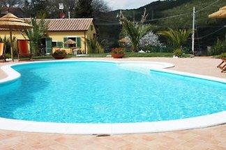 Haus mit privat Pool, Strandnaeh