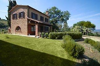 Casa con piscina privata, cucito Volterra