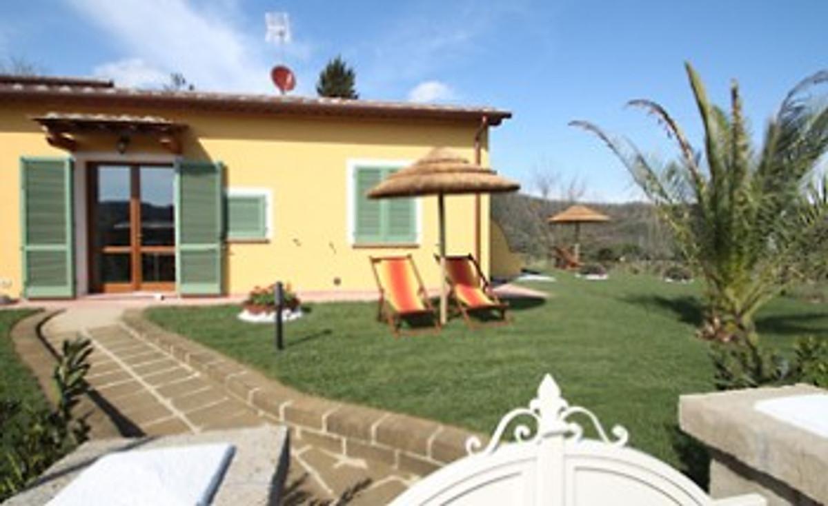 Haus mit privat pool strandnaeh ferienhaus in for Haus mit pool mieten