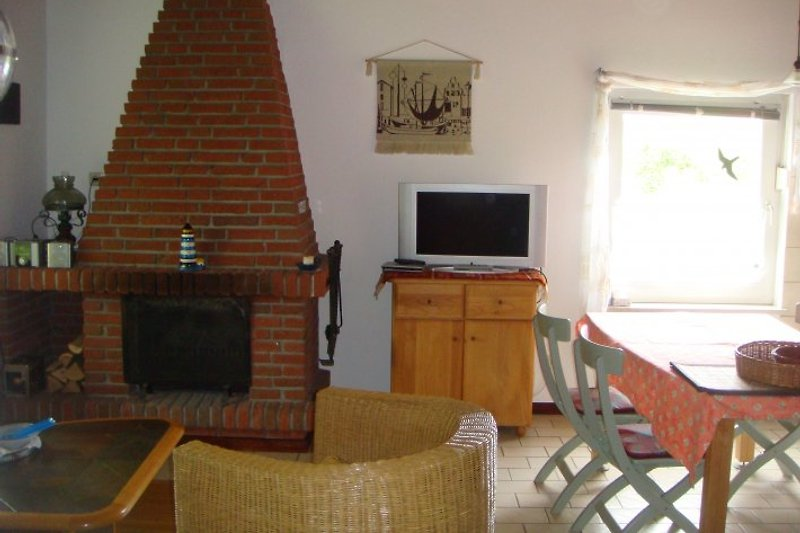 haus norderpiep ferienhaus in friedrichskoog mieten. Black Bedroom Furniture Sets. Home Design Ideas