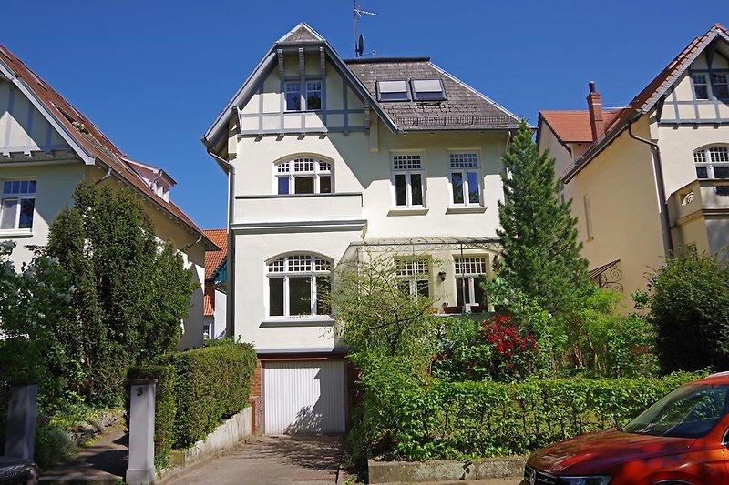 Loftwohnung in Gründerzeit - Villa