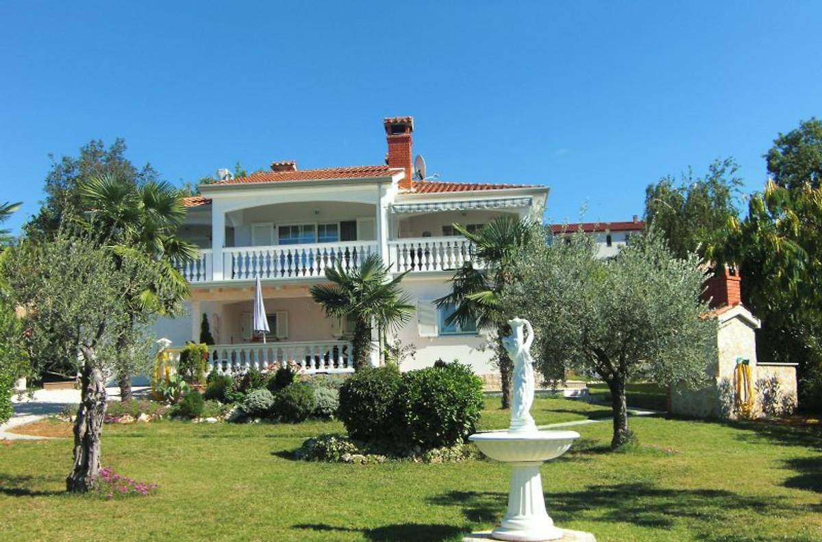 Villa Mediteran *** - Ferienwohnung in Fuškulin mieten
