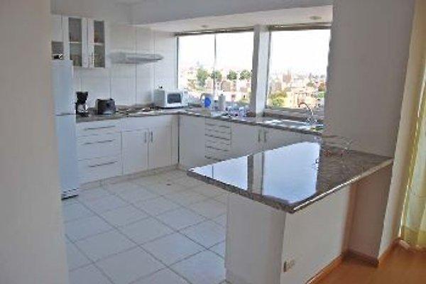Grand appartement de luxe avec vue sur mer  à Miraflores - Image 1