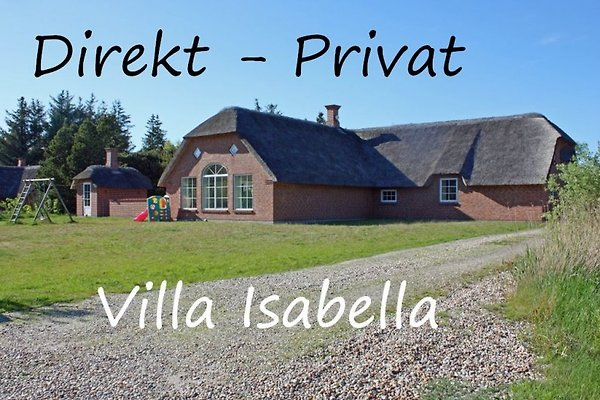 Villa Isabella in Vedersř en Vedersø -  1