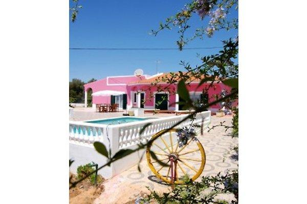 Casa Ferradura con piscina en Ferragudo - imágen 1