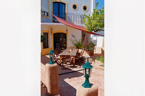 Maison Casa Limao avec piscine à Ferragudo - Image 1