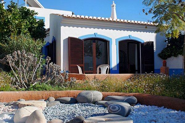 Casa Atelier Casa Azul, piscina en Ferragudo -  1