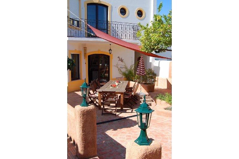 CASA LIMAO Terrassenbereich