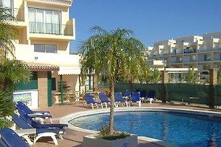 Ferienhaus Casa Girasoll mit Pool