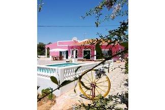 Casa Ferradura con piscina