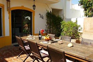 Ferienhaus Casa Limao mit Pool