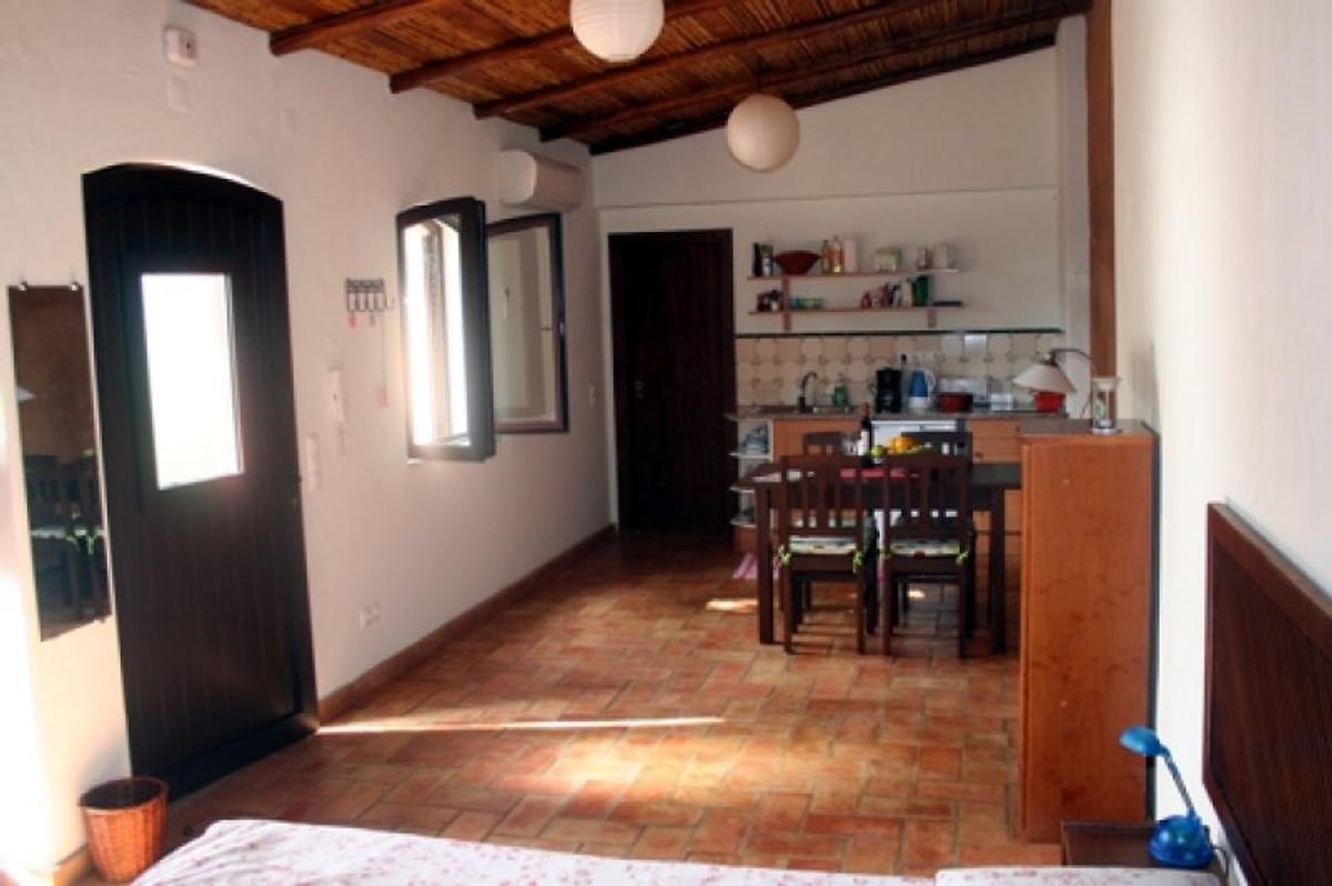 Wohnbereich/Küche Vom Bett Aus Gesehen
