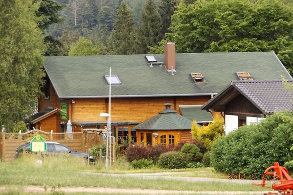 Hotel Natur-Sport Ferienpark  en Bühlerzell - imágen 1