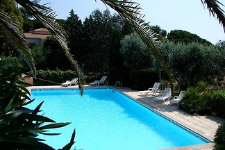 Villa les Nartelles in Ste. Maxime