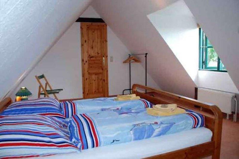 Schlafzimmer Doppelbett