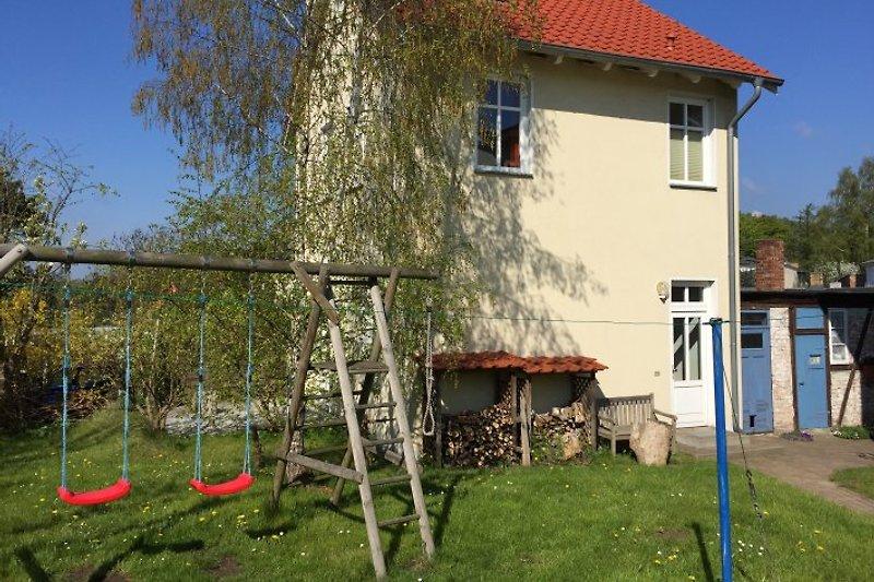 Ferienhaus der Villa Isenbruck (Wohnung 1 im OG, Wohnung 2 im EG