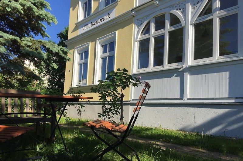 Wohnung 3 in der Villa Isenbruck