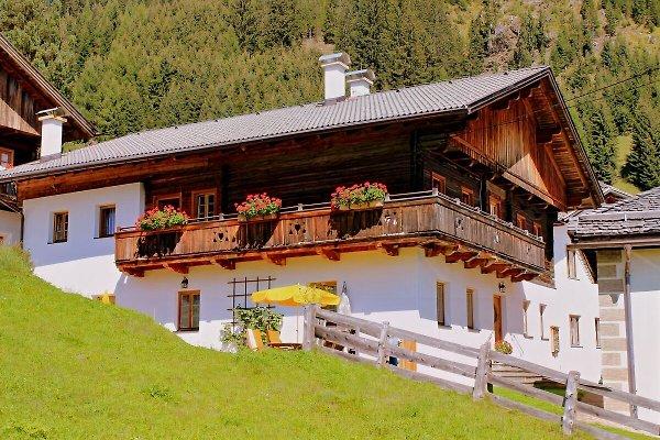 Ferienhaus Veider Sommer
